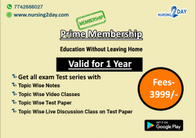 ESIC-NORCET 1 Year prime Membership - only 3999